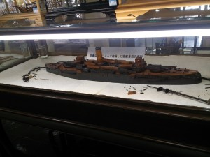 戦艦「香取」デェース!